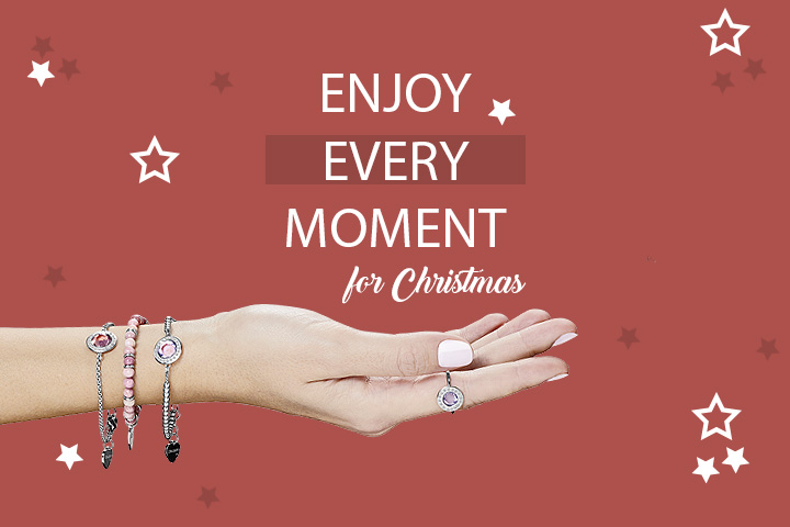enjoy every moment for christmas